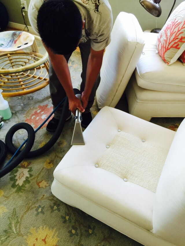 Upholstery Cleaning in Palo Alto